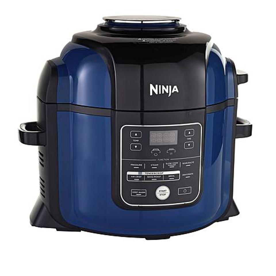 Ninja Foodi XL 8-Quart 8-in-1 Pressure Cooker with Deluxe Rack