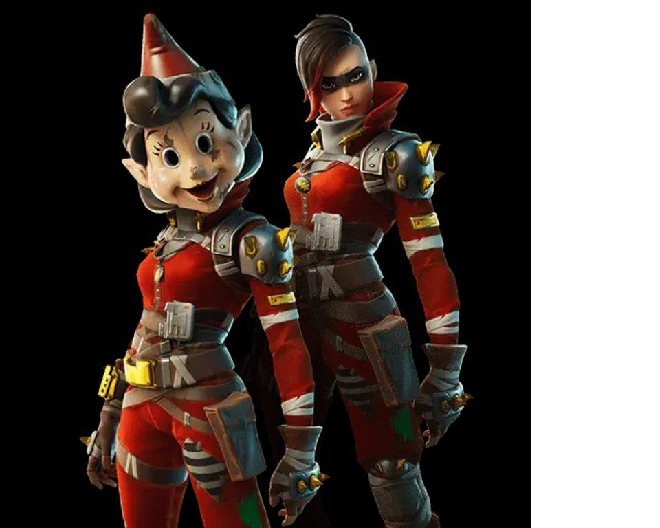 Fortnite Christmas Skins