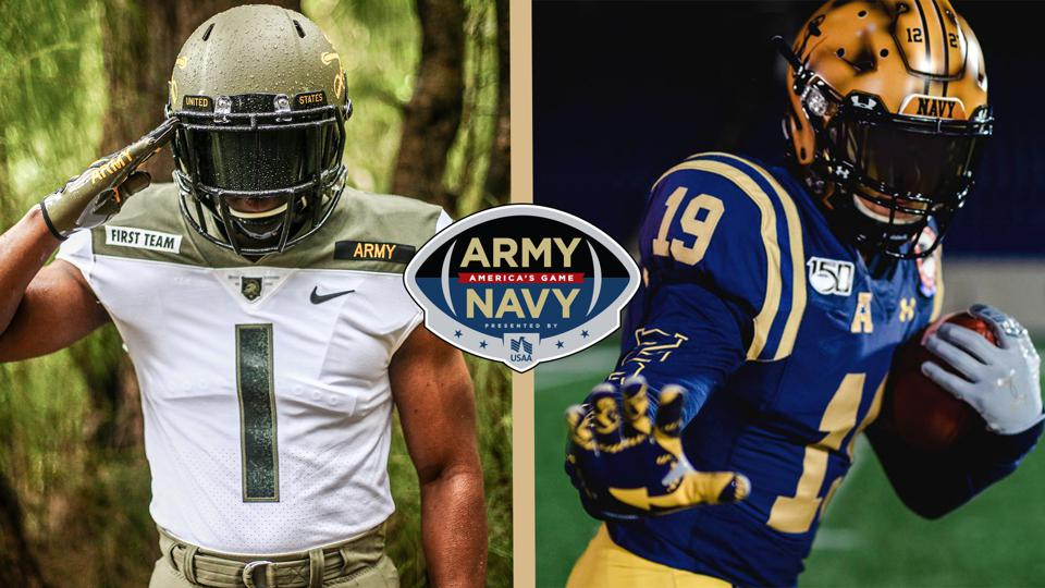 Why The Army-Navy Game Is The Most Honest Athletic Event In America