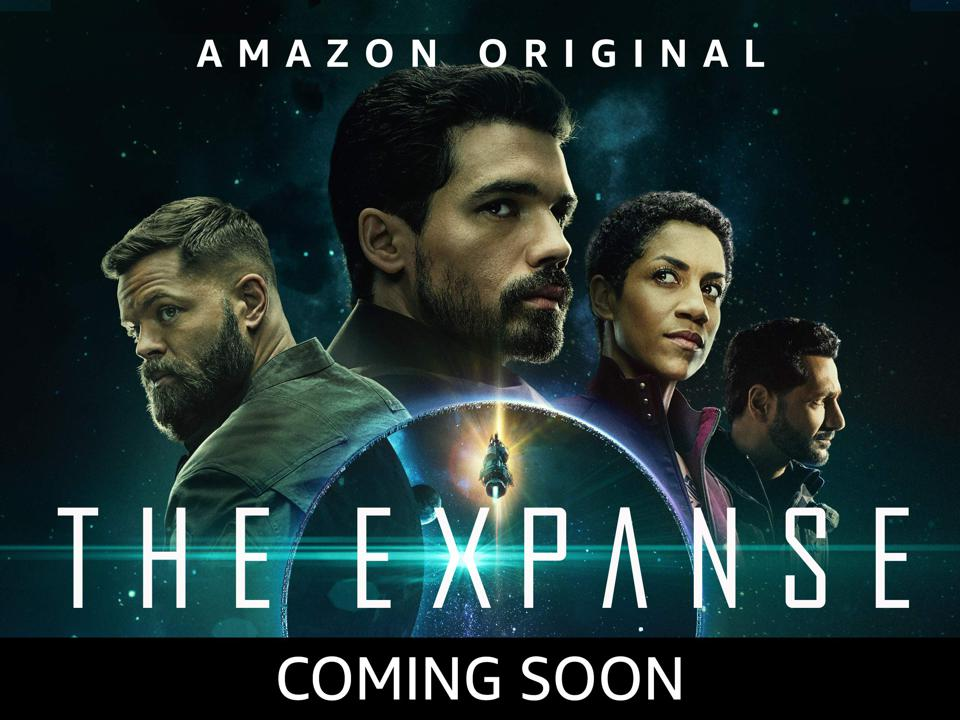 Amazon Relaunches TV's Best Sci-Fi Show, 'The Expanse,' For Season 4 Friday
