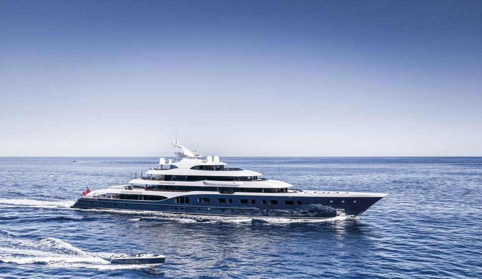 SYMPHONY owned by billionaire Bernard Arnault
