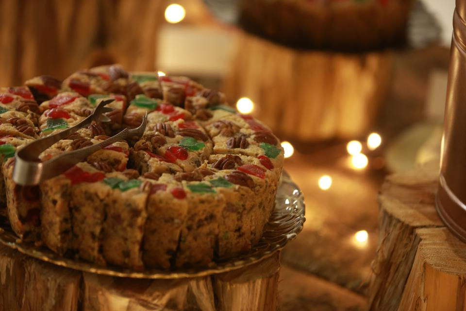 Here's How a Fruitcake Became the Recipe for a College Trademark