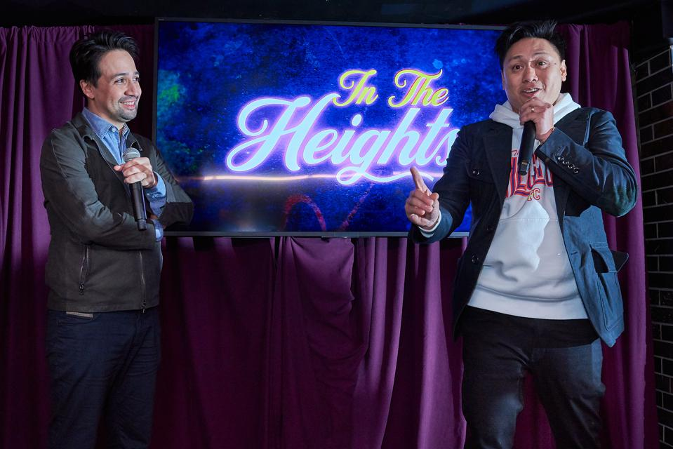 Lin-Manuel Miranda And Jon M. Chu Are Bringing In The Heights To Theaters Next Summer