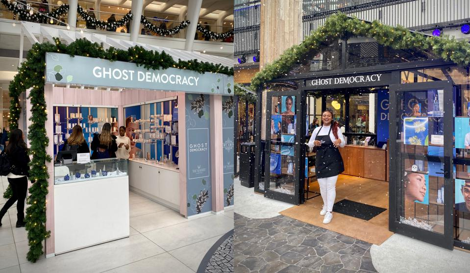 Verishop mall partnership