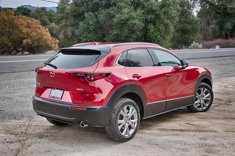2020 Mazda CX-30, first drive