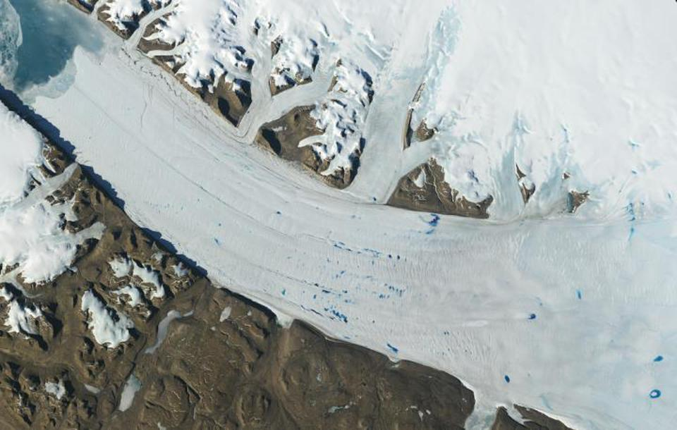 Timelapse Videos Show Glaciers' Rapid Changes In The Last Few Decades