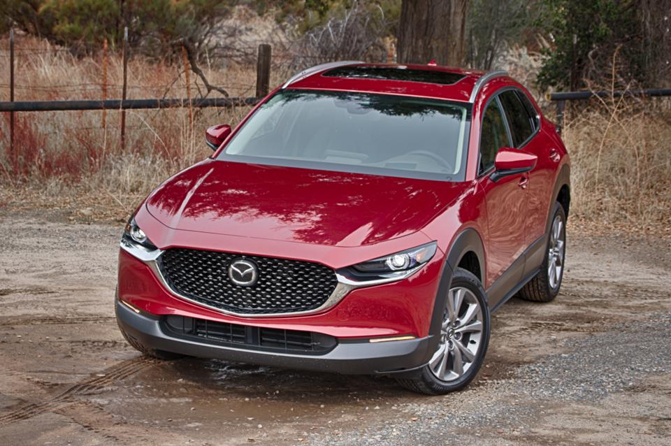 2020 Mazda CX-30, first drive (4 of 22)