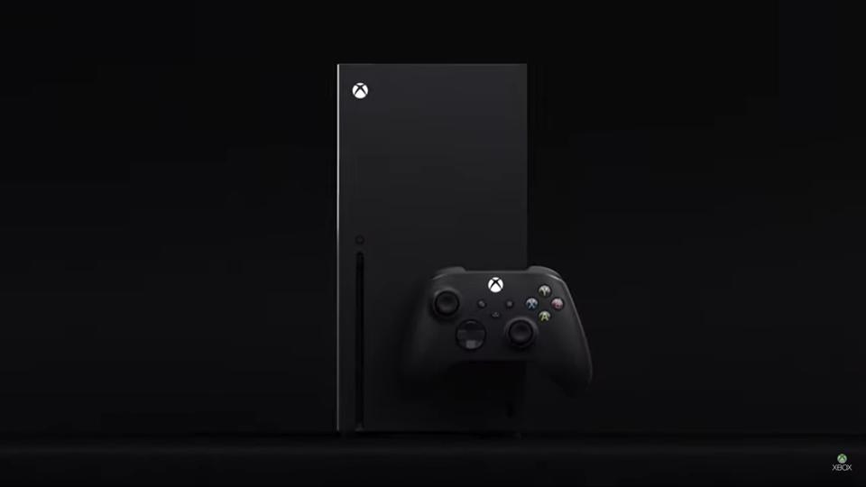 Here's Your First Look At The Next-Gen Xbox 'Xbox Series X'