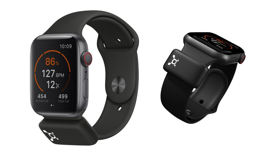 OTbeat Link wtih Apple Watch (not included)