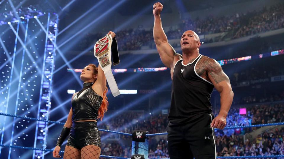 WWE Royal Rumble 2020: The Rock And 5 Potentially Epic Surprise Entrants