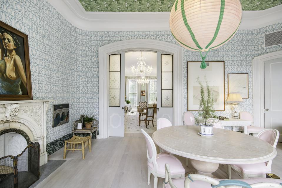 Julian Schnabel's Greenwich Village Townhouse Is For Sale