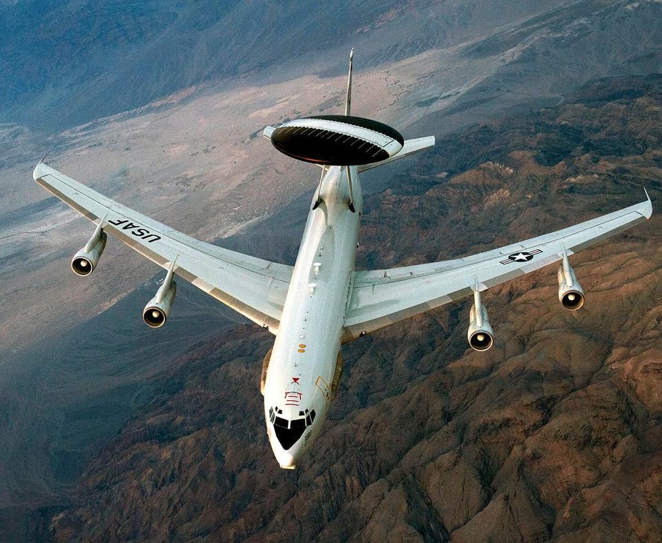 Air Force, plane, radar