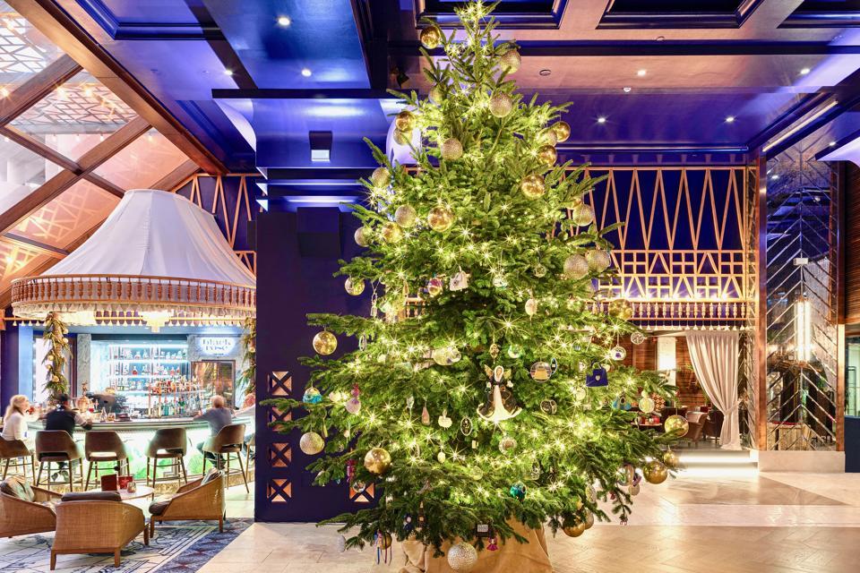 KEMPINSKI HOTEL BAHÍA Christmas Tree 2019