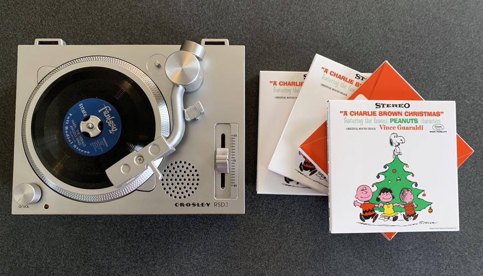 Xmas gifts ideas for vinyl record fans
