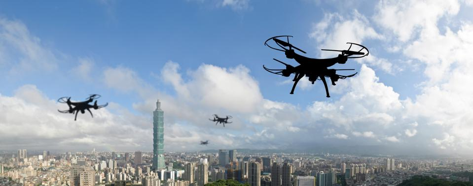 Urban Air Mobility In 2020: Four Trends to Watch