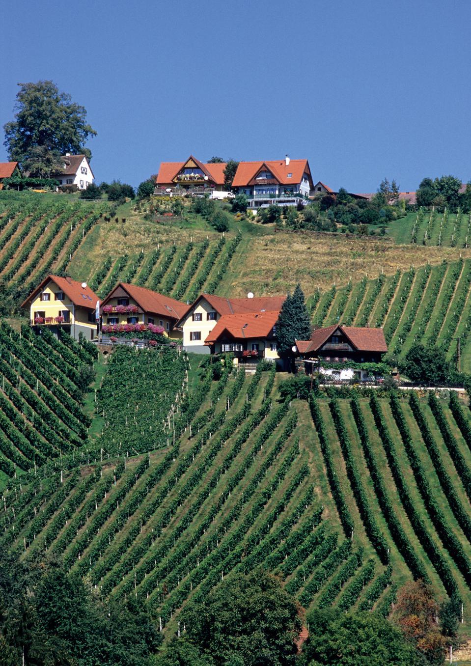Hochgrail, Steiermark