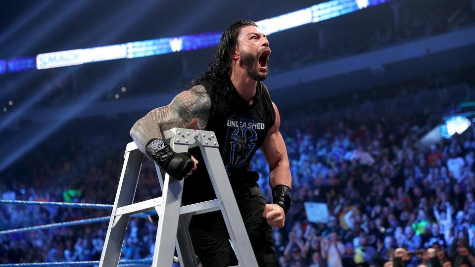WWE Roman Reigns Friday Night SmackDown