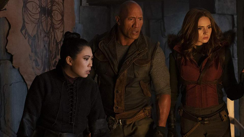 Box Office: 'Jumanji 3' Wins Friday With $19.4M For Likely $50M Debut