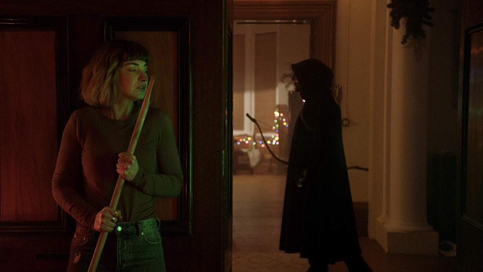 Imogen Potts in 'Black Christmas'