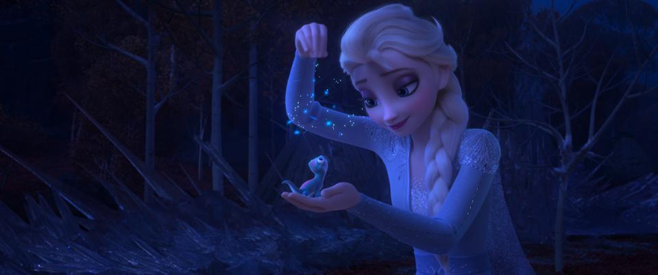 Frozen 2 Knives Out Harriet Ford V Ferrari Queen And Slim Jojo Rabbit Oscars Friday Box Office