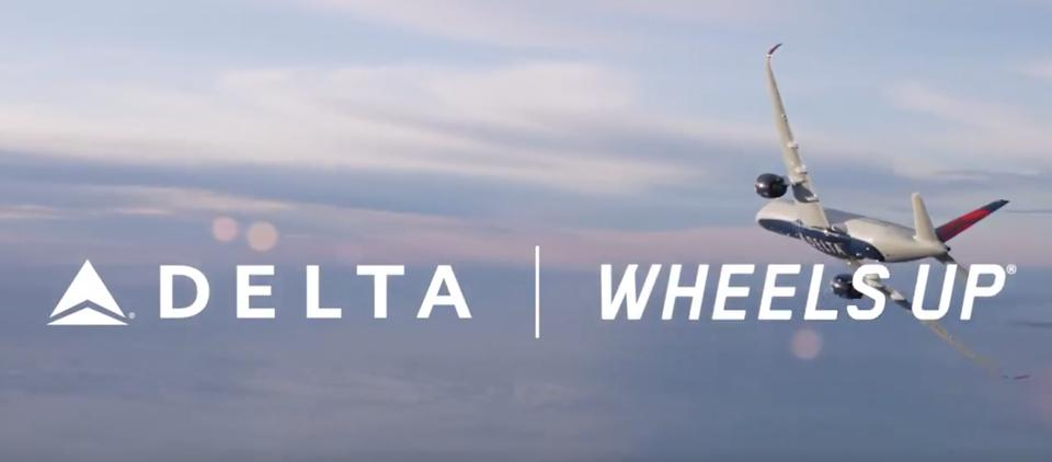 Delta Wheels Up