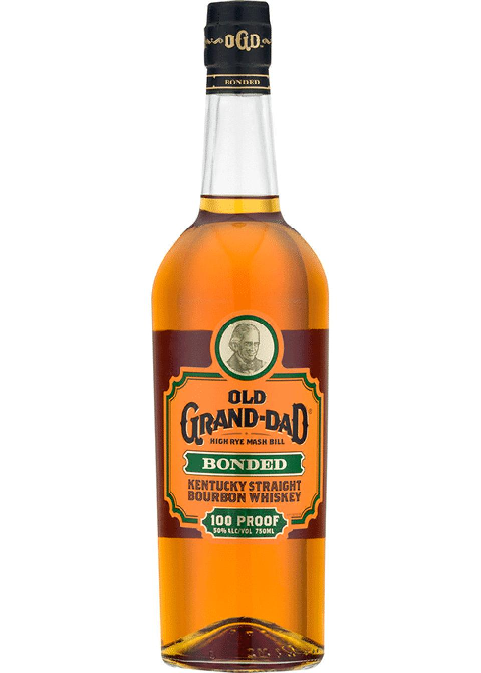 Old Grand-Dad is made by Beam Suntory.