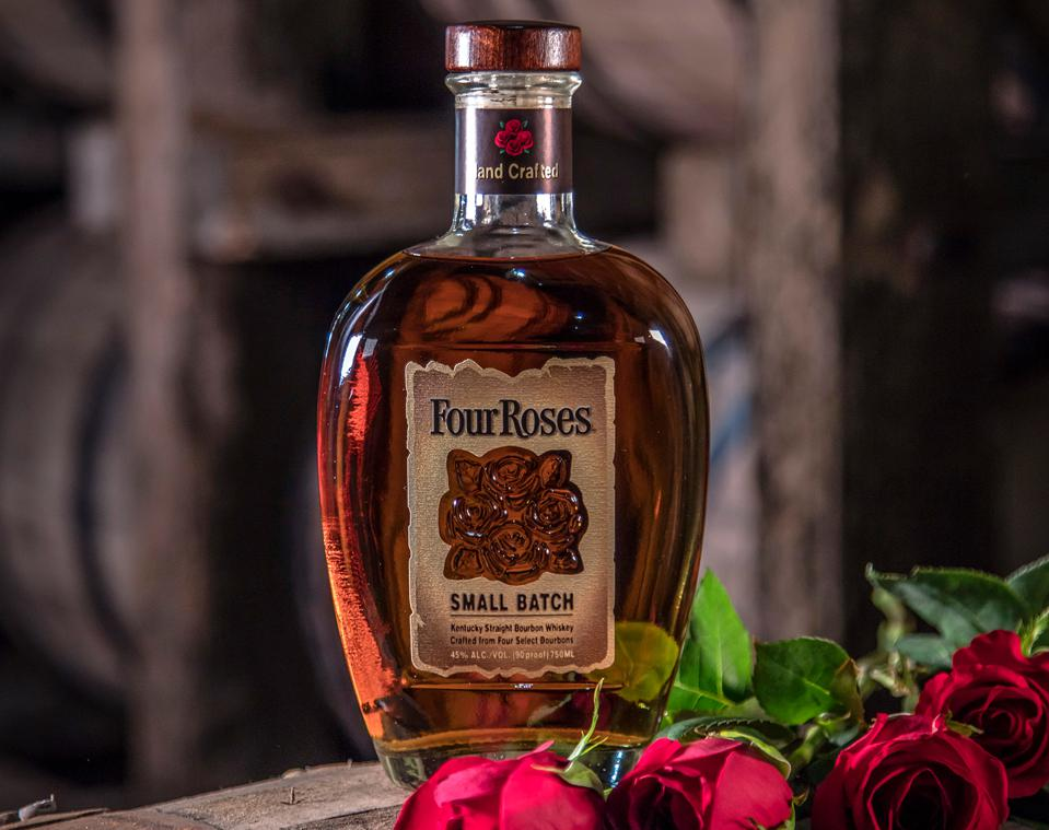Four Roses is owned by Kirin.