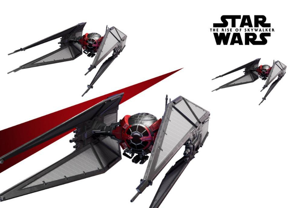 Epic Games Is Giving Away This 'Star Wars' Glider To All 'Fortnite' Players