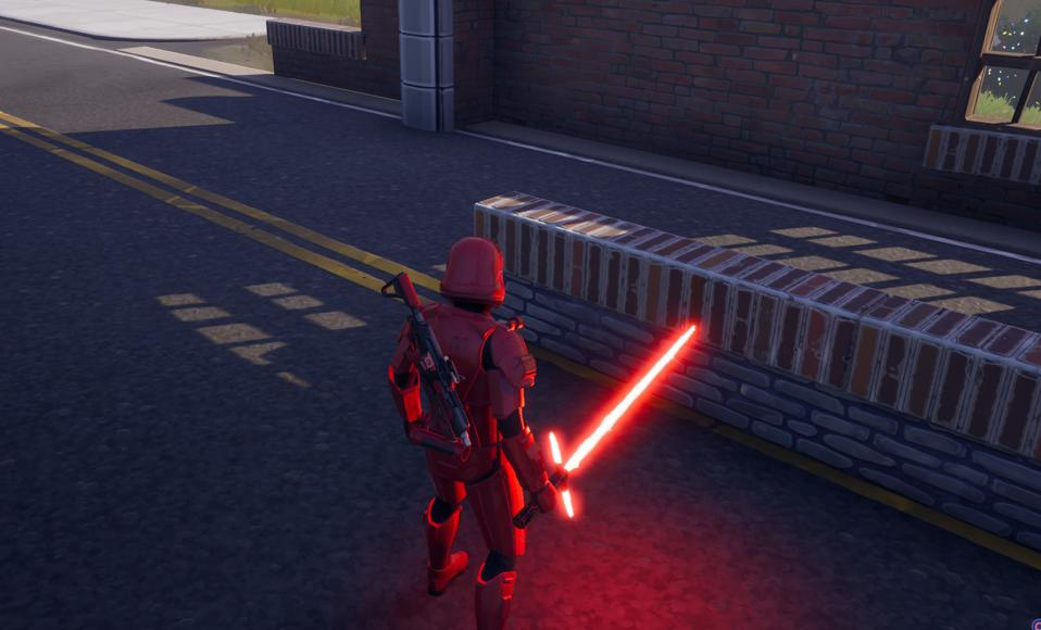 Fortnite Lightsabers