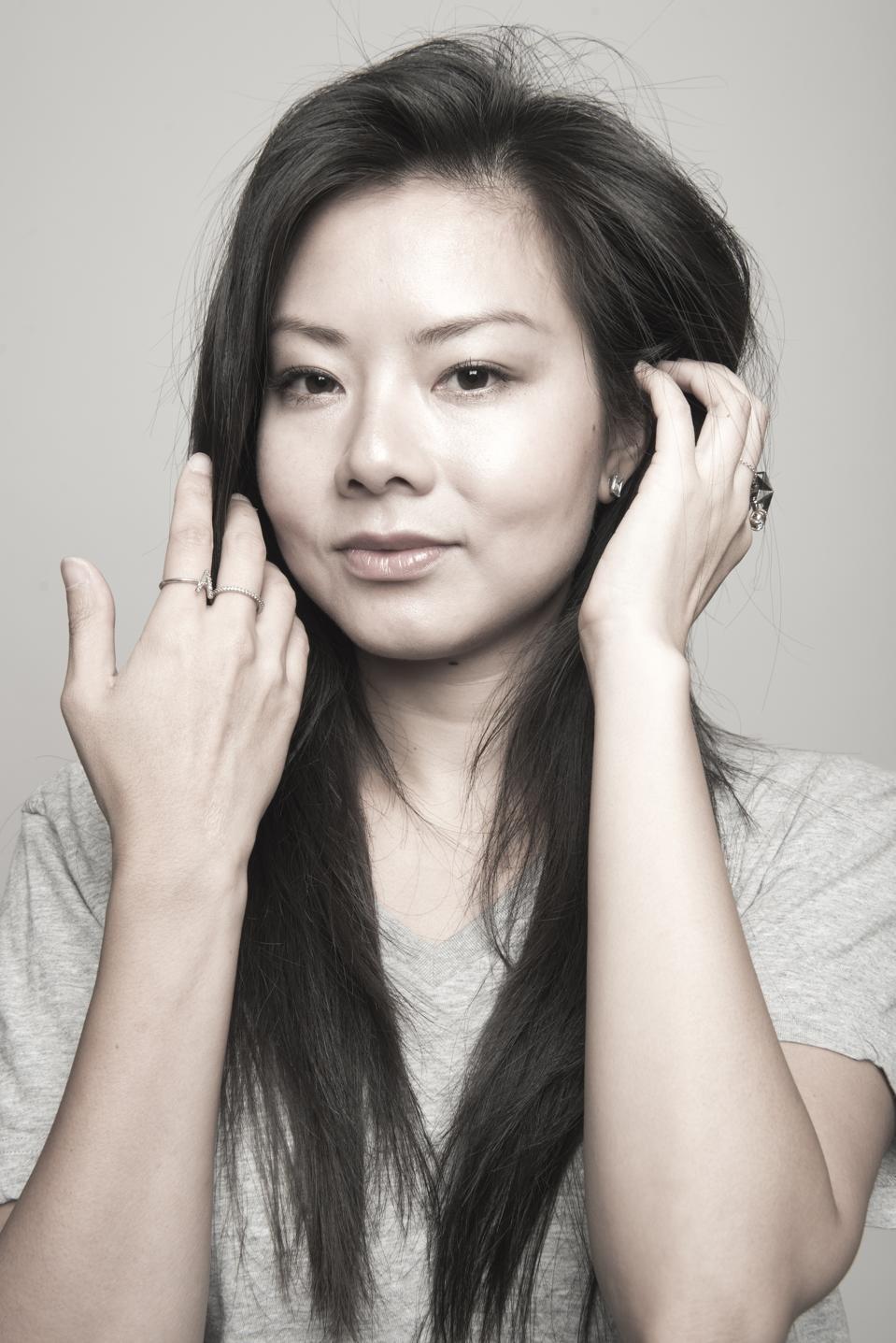 Ada Ooi, founder of 001 Skin