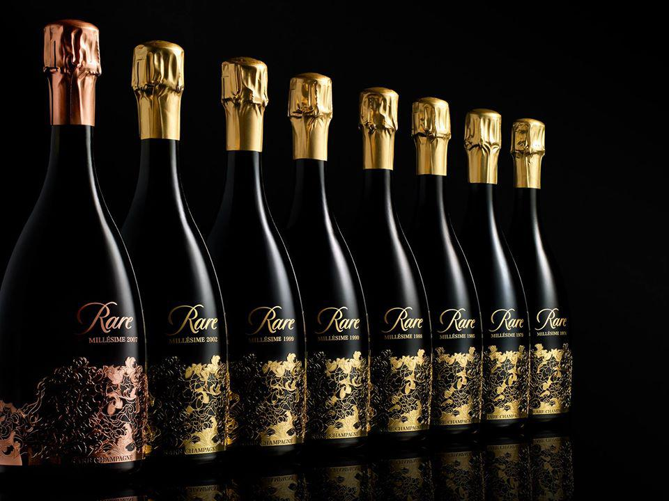 Rare Millésime Champagne