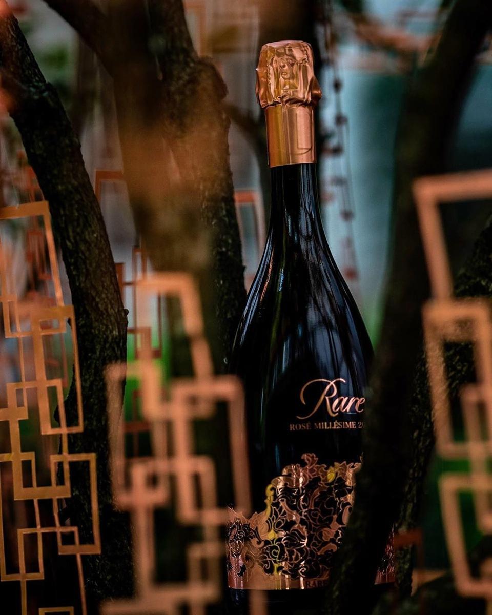 2008 Rare Rosé Millésime Champagne
