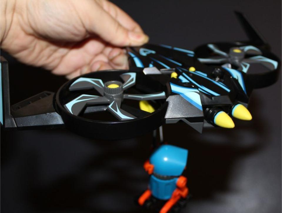 playmobil, drone, robotitron