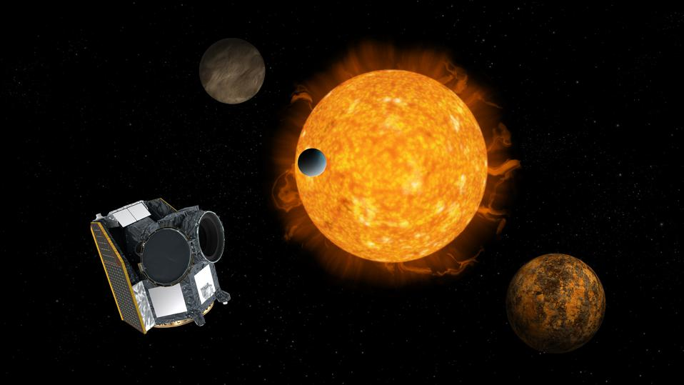 New Telescope Will See Planets Around Distant Stars