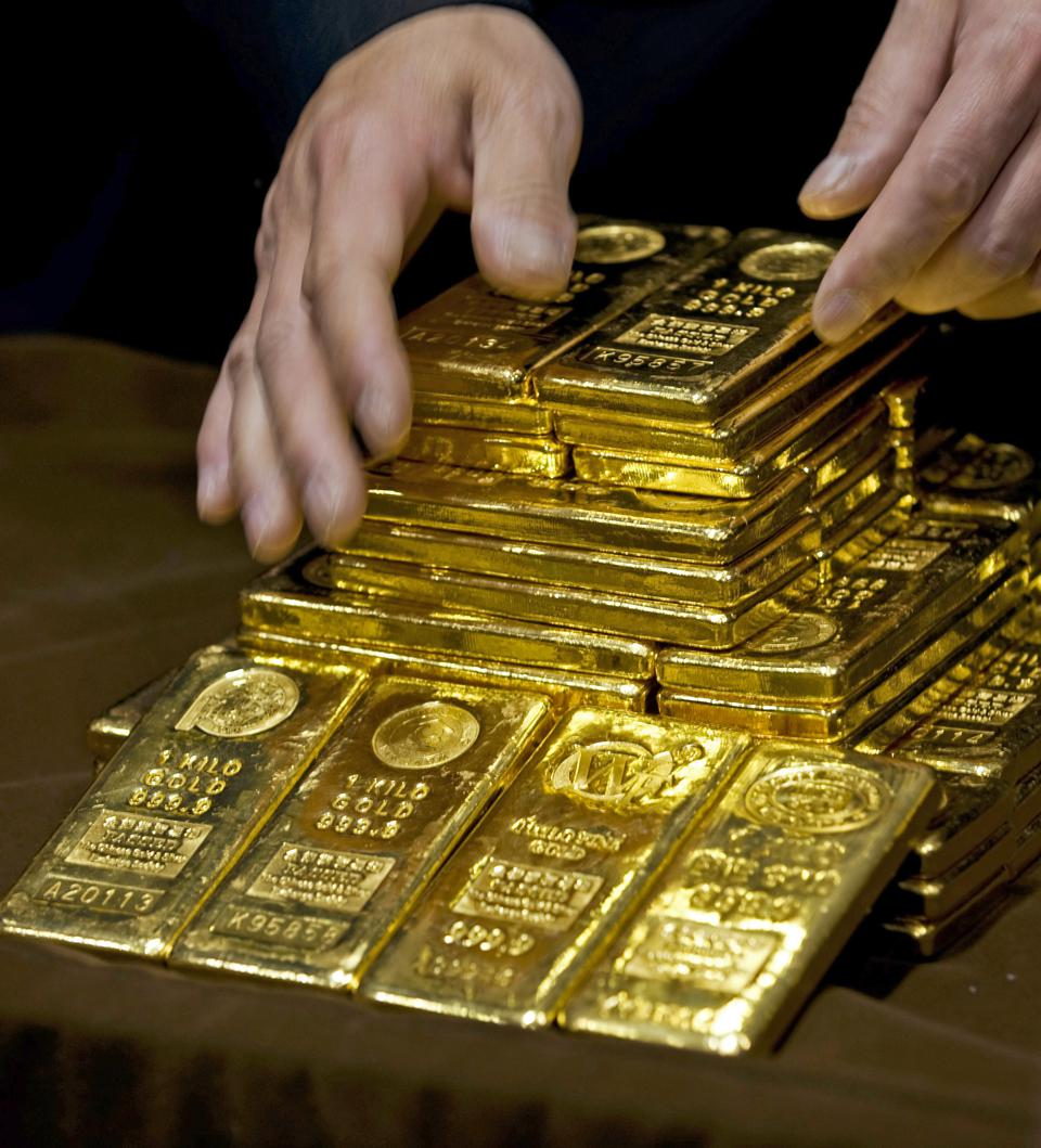 Financial Crisis Fears To Boost Central Bank Gold Buying