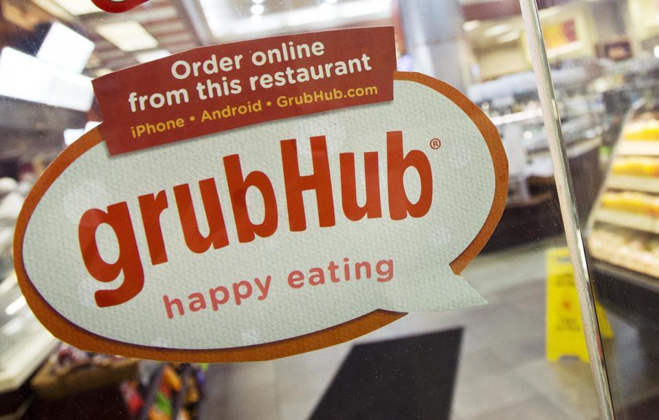 Yum Brands Grubhub