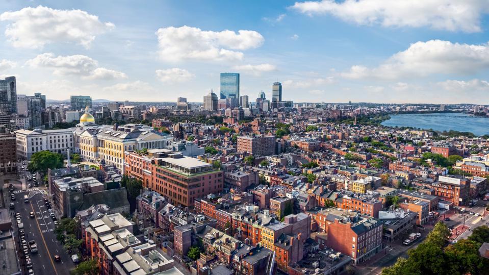 The Archer Residences atop Boston's Beacon Hill