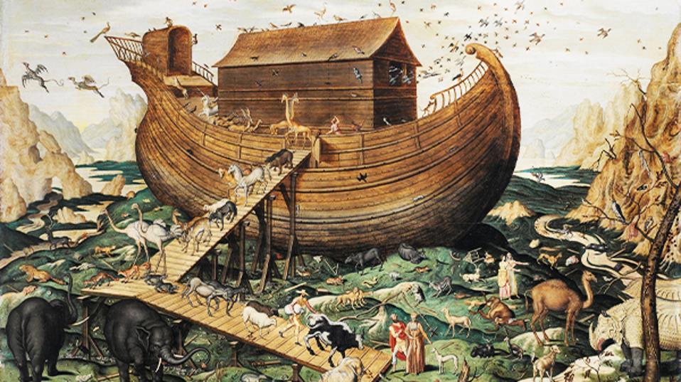 "Expecting a Market Downturn? Follow the ""Noah Rule"""