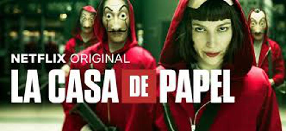 Netflix, Amazon Prime Video, Hulu, Disney+, Apple TV+, Top 20 shows streamed in 2019, TV Time, La Casa de Papel, Lucifer, The Handmaid's Tale.