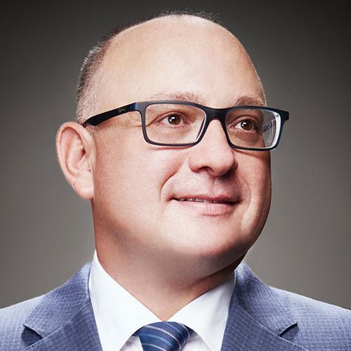 CEO David Zalik