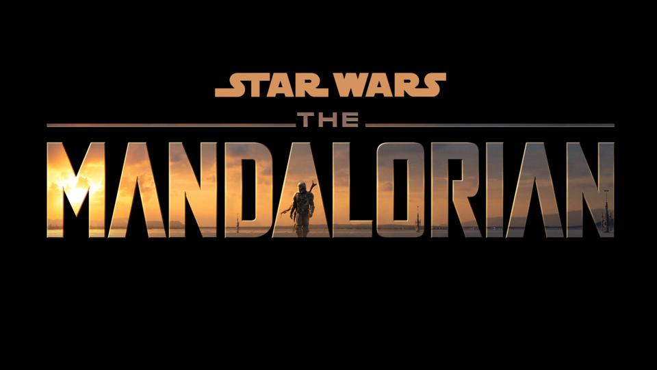 Star Wars 'The Mandalorian' Logo