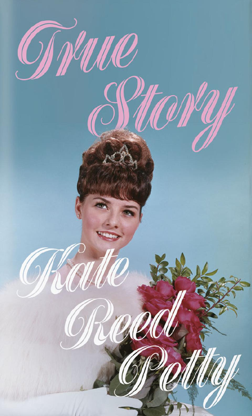 true story prom kate reed petty novel blue background book cover uk publisher riverrun