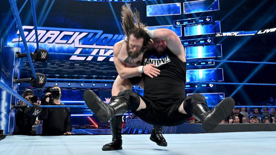 WWE SmackDown: Kevin Owens