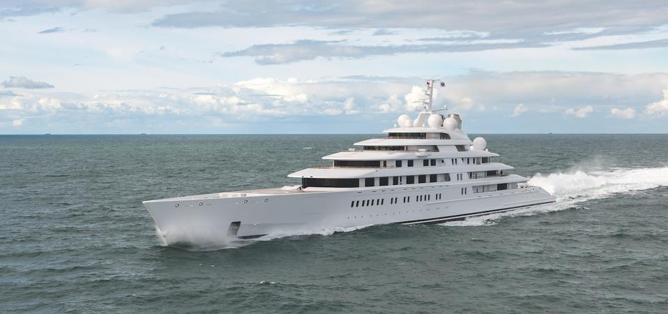 How Big Is The World's Largest Superyacht?