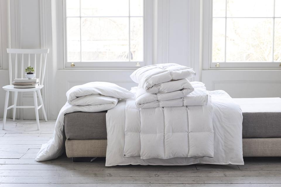 A selection of top-tier bedding on Myza