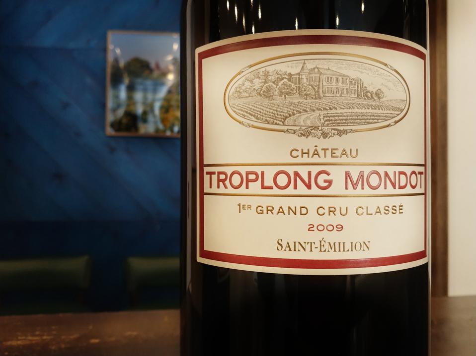 2009 Château Troplong Mondot