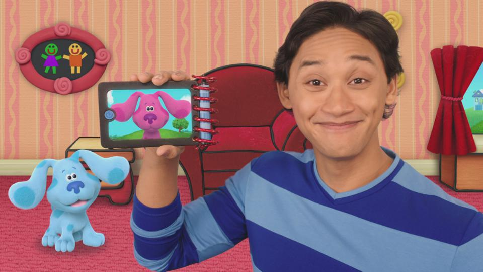 Joshua Dela Cruz stars on Nickelodeon's Blues Clues & You