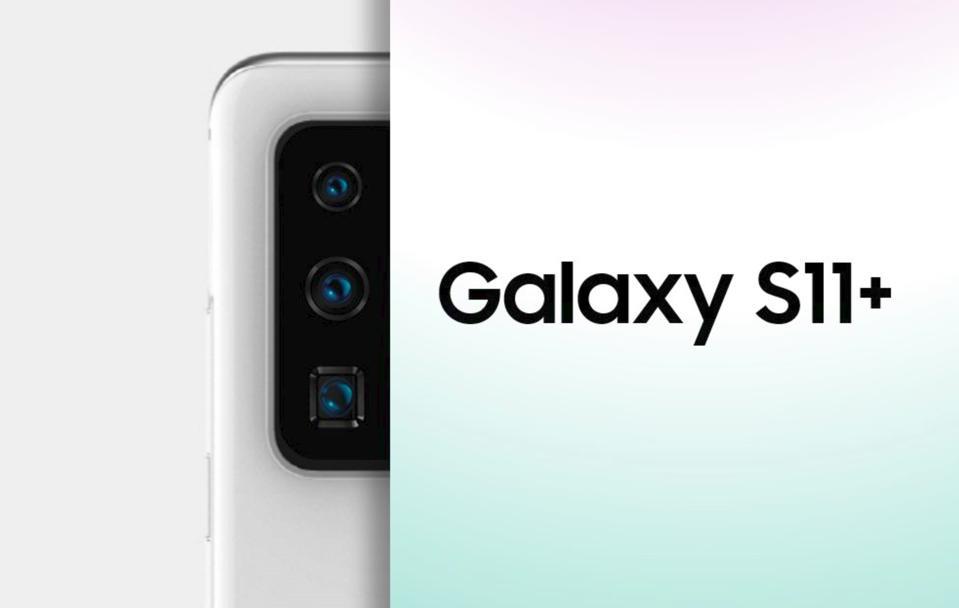 Samsung Galaxy S11, Galaxy S11 camera upgrade,