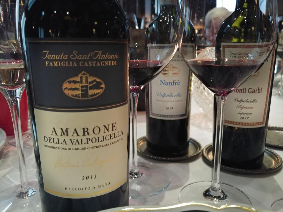 The Freshness Revolution With Amarone Wine