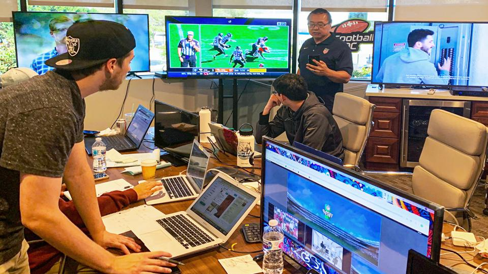 Dr. David Chao has risen to prominence on social media for providing real-time injury analysis for the NFL.